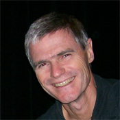 Gregg Robinson smiling