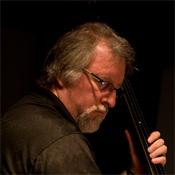 Philip Demaree playing bass